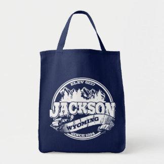 ジャクソンの古い円 トートバッグ