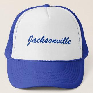 ジャクソンビルフロリダのトラック運転手の帽子 キャップ
