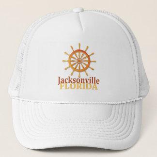 ジャクソンビルフロリダの大尉の車輪の帽子 キャップ