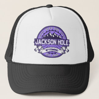 ジャクソンホールのバイオレット キャップ