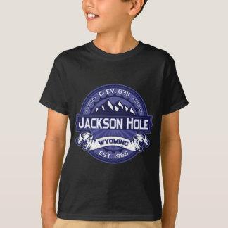 ジャクソンホールの真夜中 Tシャツ