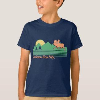 ジャクソンホールワイオミング Tシャツ