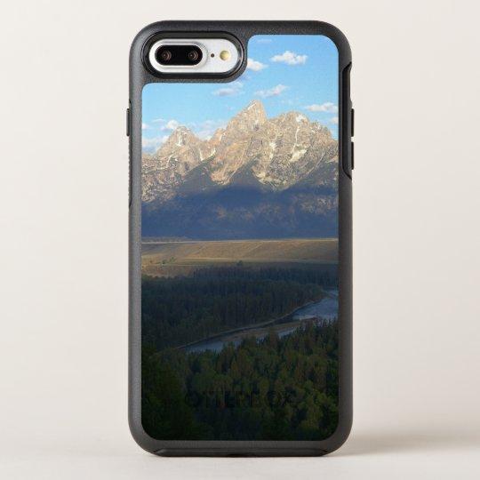 ジャクソンホール山(Tetonの壮大な国立公園) オッターボックスシンメトリーiPhone 7 Plusケース