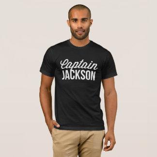 ジャクソン大尉 Tシャツ