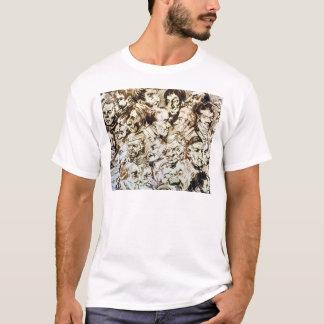 ジャコモのポートレートとの自画像 Tシャツ