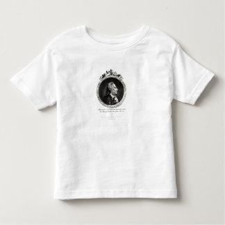 ジャコモ・カサノヴァの円形浮彫りのポートレート、年齢63 トドラーTシャツ