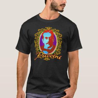 ジャコモ・プッチーニのティー Tシャツ