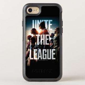ジャスティス・リーグは|リーグを結合します オッターボックスシンメトリーiPhone 8/7 ケース