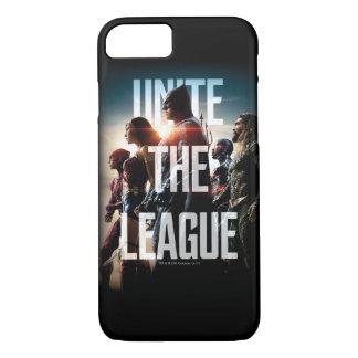 ジャスティス・リーグは|リーグを結合します iPhone 8/7ケース