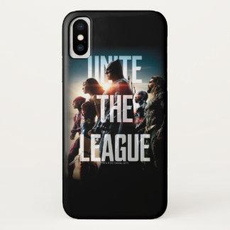ジャスティス・リーグは|リーグを結合します iPhone X ケース