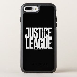 ジャスティス・リーグ|のジャスティス・リーグのロゴ オッターボックスシンメトリーiPhone 8 PLUS/7 PLUSケース
