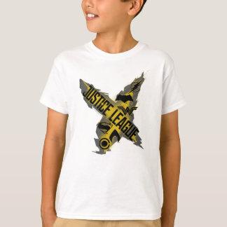 ジャスティス・リーグ|のジャスティス・リーグ及びチーム記号 Tシャツ