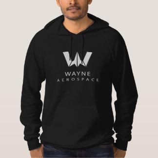 ジャスティス・リーグ|ウェインの大気および宇宙空間のロゴ パーカ
