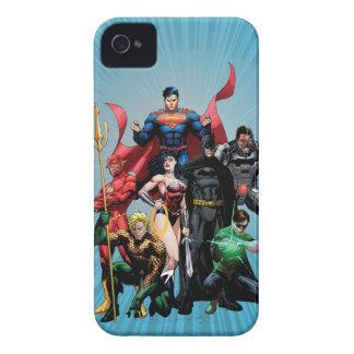 ジャスティス・リーグ-グループ2 Case-Mate iPhone 4 ケース