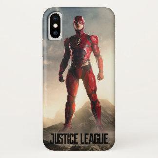 ジャスティス・リーグ|戦場のフラッシュ iPhone X ケース