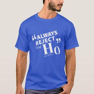 ジャスティンの引用文-人のT Tシャツ