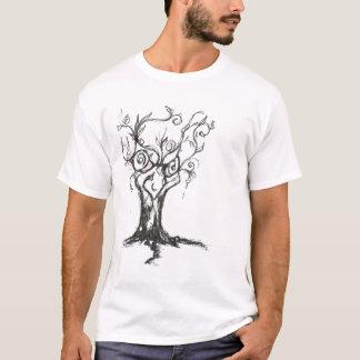ジャスティンの木(2) Tシャツ