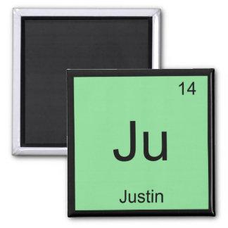 ジャスティン一流化学要素の周期表 マグネット