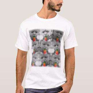 ジャスティン及びTomek Tシャツ