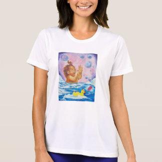 ジャスミンの泡 Tシャツ