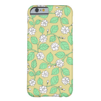 ジャスミンの絵のiPhone6ケース Barely There iPhone 6 ケース