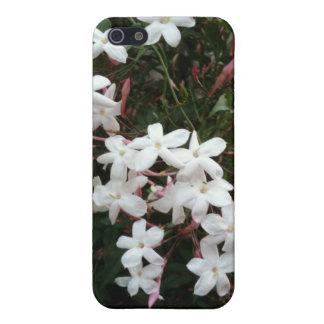 ジャスミンの花の電話箱 iPhone 5 カバー