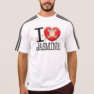 ジャスミン愛人 Tシャツ