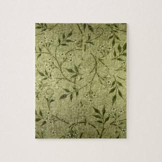 「ジャスミン」の壁紙のデザイン1872年 ジグソーパズル