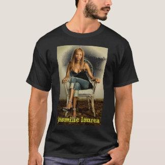 ジャスミンLAURENの男性のティー Tシャツ