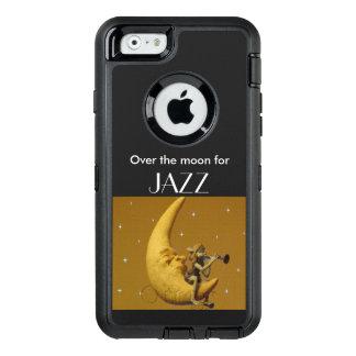 ジャズのための月に オッターボックスディフェンダーiPhoneケース