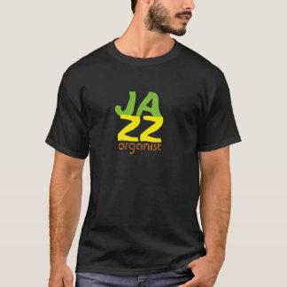 ジャズオルガン奏者 Tシャツ