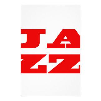ジャズシリーズ 便箋