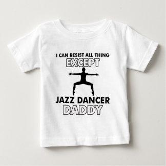 ジャズデザイン ベビーTシャツ