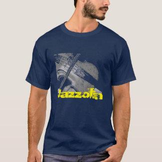 ジャズバイオリン Tシャツ