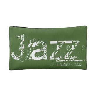 ジャズバンドの化粧箱 コスメティックバッグ