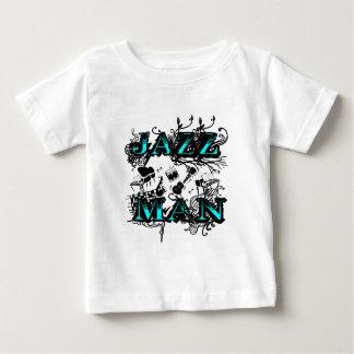 ジャズ人ジャズ ベビーTシャツ