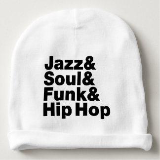 ジャズ及び精神及びファンク及びヒップホップ ベビービーニー