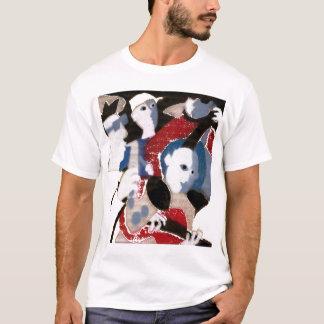 ジャズ四つ組 Tシャツ