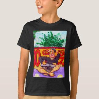 ジャズ牛 Tシャツ