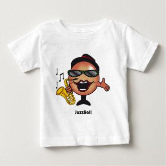ジャズ球 ベビーTシャツ