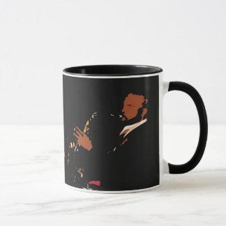 ジャズ芸術家のコーヒー・マグ マグカップ