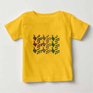 ジャズ風-カスタマイズ ベビーTシャツ