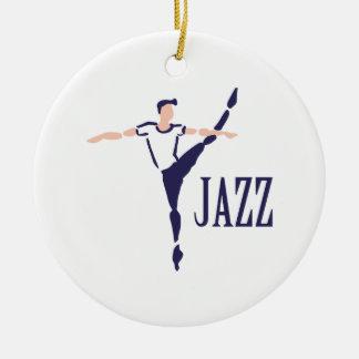 ジャズ セラミックオーナメント