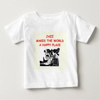 ジャズ ベビーTシャツ