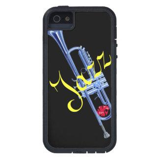 ジャズKatyのトランペットの箱 iPhone SE/5/5s ケース