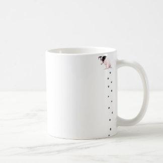 ジャッキラッセル コーヒーマグカップ