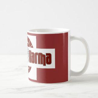 ジャッキーのカルマのコーヒー・マグ コーヒーマグカップ