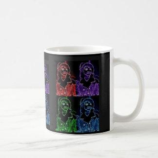 ジャッキーケネディ コーヒーマグカップ