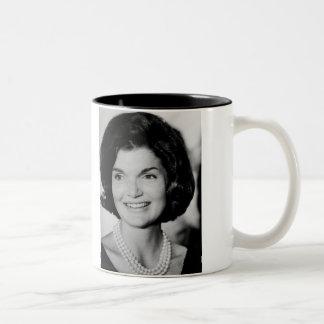 ジャッキーケネディ ツートーンマグカップ