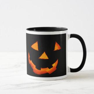 ジャッキo'のランタンのマグ マグカップ